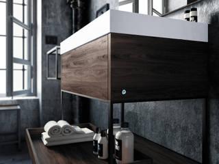 Acor México BadezimmerAufbewahrungen Holz