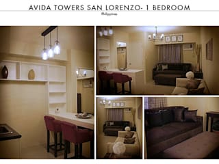 Avida San Lorenzo – One Bedroom:   by SNS Lush Designs and Home Decor Consultancy