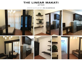 The Linear Tower in Makati – Zen Theme by SNS Lush Designs and Home Decor Consultancy