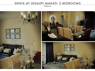 Senta at Legazpi Village:   by SNS Lush Designs and Home Decor Consultancy