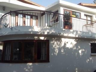 Restauración Los Talaveras - Año 2015: Casas de estilo  por MSGARQ