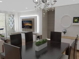 Salones clásicos de Naromi Design Clásico