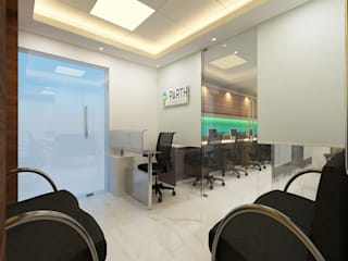 Office:   by Nishtha interior