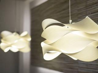 Proyecto lumínico Bar-Cafetería Chapeau Bares y clubs de estilo moderno de Luxiform Iluminación Moderno