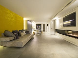 Comedores de estilo minimalista de Luxiform Iluminación Minimalista