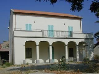 von Studio di Architettura Ortu Pillola e Associati Landhaus