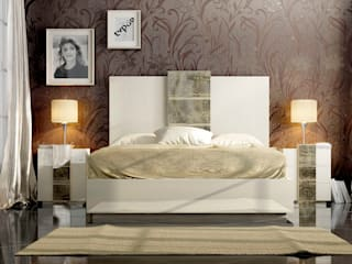 Franco Furniture BedroomBeds & headboards