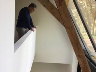 Verbouwing Bakkers Boerderij te Elst:   door Blik Architectuur | Interieur
