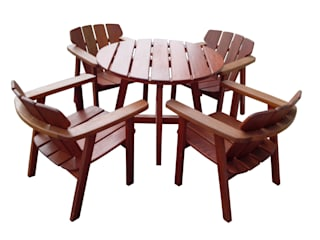 Barrocarte Garden Furniture Solid Wood Wood effect