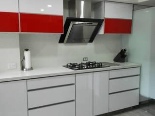 Cocina: Cocinas integrales de estilo  por Sipte Design, Moderno