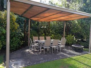 Jardines de estilo moderno de Materia Viva S.A. de C.V. Moderno