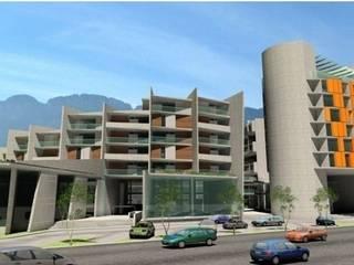 O2 Vasconcelos:  de estilo  por ECM Electrificación  y Control de México, SACV
