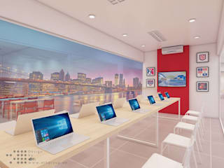 Học viện Anh Ngữ Equest: hiện đại  by Công ty Cổ phần truyền thông ATH Việt Nam, Hiện đại