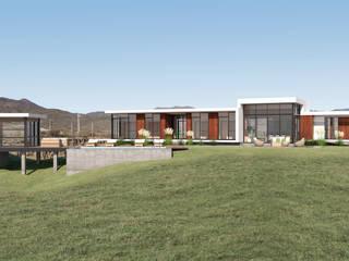 Vivienda Las Animas de Uno Arquitectura Rural
