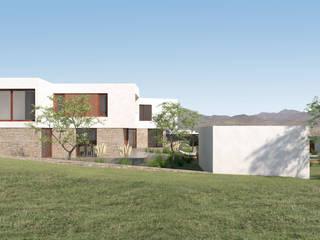 Vivienda La Chimba de Uno Arquitectura Mediterráneo