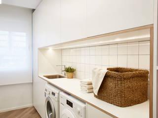 Cozinhas embutidas  por Laia Ubia Studio, Escandinavo