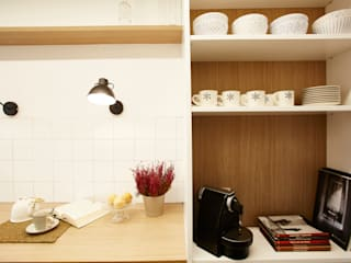 Laia Ubia Studio Built-in kitchens