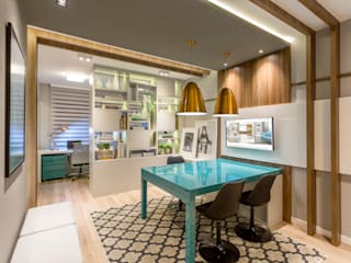 by Juliana Agner Arquitetura e Interiores 모던