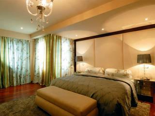 El Zamalek Apartment:  غرفة المعيشة تنفيذ info10624