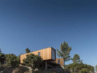 T2 120M2 Casas modernas por JGDS-EPA - CASAS MODULARES Moderno