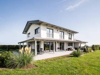 wir leben haus - Bauunternehmen in Bayern Single family home