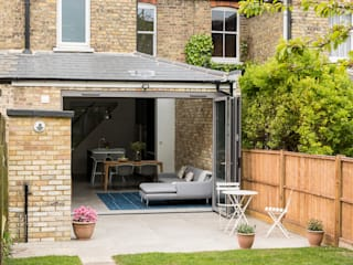 High Barnet Terrace House Transformation by Model Projects Ltd Сучасний