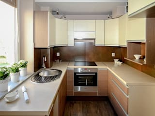 Projects in Bangalore, Hyderabad and Pune:  Kitchen by Bro4u Interior decorators