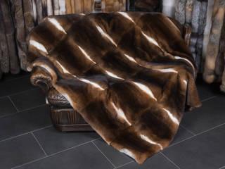 Castor Rexkanin Pelzdecke: modern  von Lars Paustian - International Fur,Modern