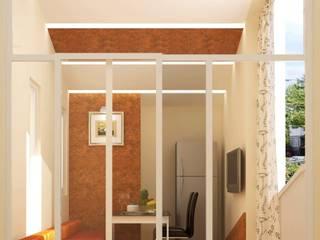 Living Room 3D:   by Ankit Goenka