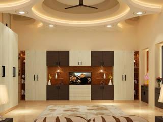 Bedroom 3D:   by Ankit Goenka