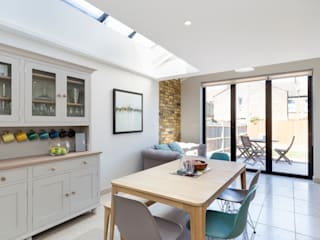 Victorian Terrace, Hither Green, Lewisham by Model Projects Ltd Класичний