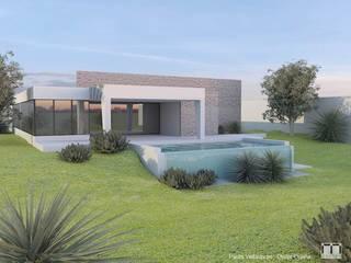 FHS Casas Prefabricadas Bungalow Besi/Baja White