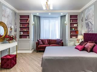 Classic style bedroom by Школа Ремонта Classic