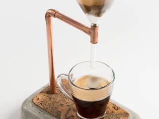 Beton Kaffeezubereiter für Pour Over Filterkaffee von Smart Concrete Minimalistisch