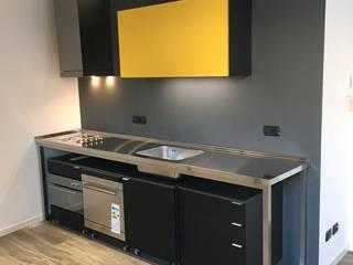 minimalistische Keuken door SteellArt