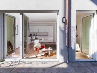 Maisons modernes par Massimo Del Prete Fotografie Moderne