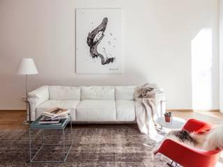 Salon moderne par Massimo Del Prete Fotografie Moderne