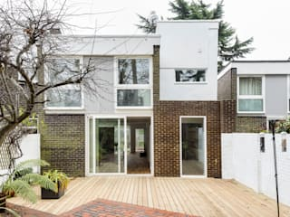 House Refurbishment, Weybridge, London Modern houses by Model Projects Ltd Modern