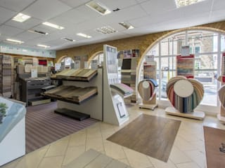 The Islington Flooring Company:  Offices & stores by The Flooring Group