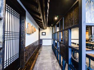 Dining room by IRO Design