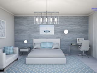 Bedroom Modern Bedroom by 'Design studio S-8' Modern