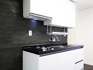 주식회사 착한공간연구소 Modern kitchen