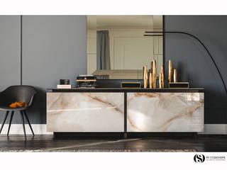 Aparadores Europa Keramik:   por MY STUDIO HOME - Design de Interiores