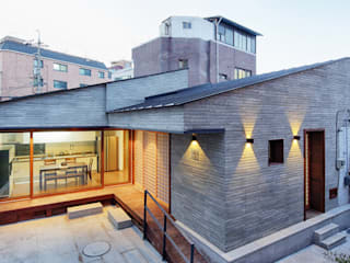 주식회사 착한공간연구소 Asian style house