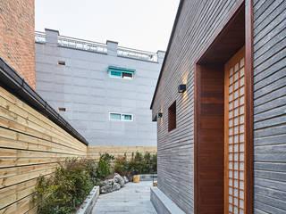 주식회사 착한공간연구소 Asian style houses