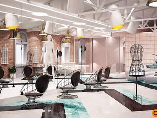 Artichok Design Commercial Spaces Pink
