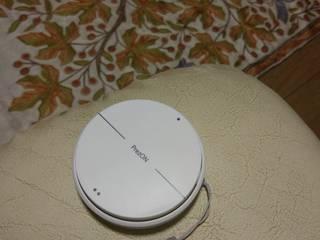 ปุ่มกด สวิตช์ไฟไร้สาย เพรซออน:   by บริษัท เพรซออน เทคโนโลยี จำกัด