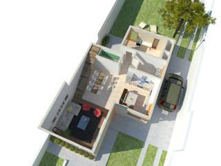 Casa JJ de CRea - Arquitectura + Diseño Moderno
