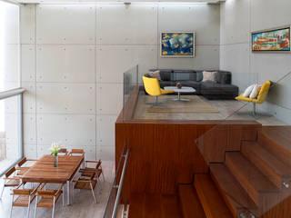 Chetecortés Moderne Wohnzimmer