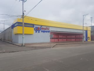 Multisuperet S.A. de C.V., Tieda de Autoservicio Centros comerciales de estilo moderno de HC Arquitecto Moderno
